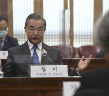 China's top diplomat touts S. Korea ties amid row with US