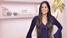 Demi Moore namora uma estilista americana há dois anos, diz site