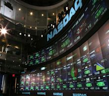 Nasdaq Rises After Monday Sell-Off; Salesforce Leads Dow Jones, Tesla Tests Key Support Level