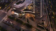 CapitaLand wins international retail award for Raffles City Hangzhou