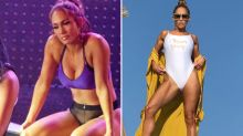 Underwear-clad Jennifer Lopez, 50, bares all in behind-the-scenes 'Hustlers' pic