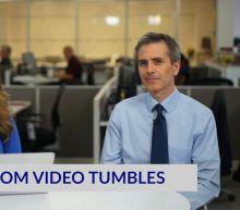 Zoom Video Tumbles