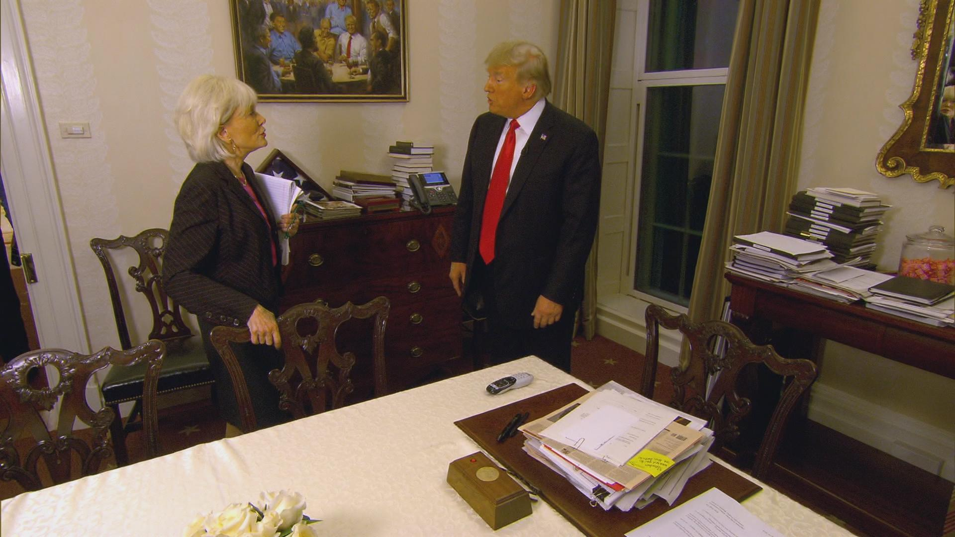 """'60 Minutes': Donald Trump Says """"I Regret That The Press Treats Me So Badly"""" After Two Years Of Presidency"""