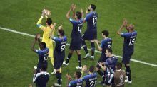 Los datos que nos dejó la semifinal entre Francia y Bélgica