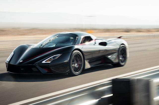 SSC NA promises a re-run of the Tuatara's top speed record attempt