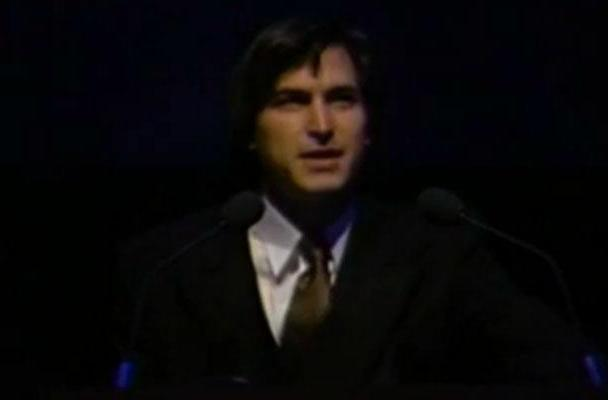 Watch Steve Jobs demonstrate the first Mac back in 1984