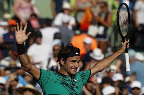 Federer et Kyrgios dans le dernier carré