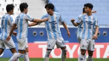 Yoon double puts Ulsan in last 16, Beijing stay perfect