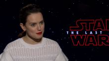 'The Last Jedi' stars reveal their most prized 'Star Wars' possessions