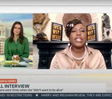 Piers Morgan dragged by Black activist for Meghan Markle comments: 'You are disgusting'