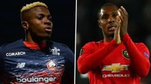 Man Utd wanted Osimhen but he didn't want to compete with Ighalo, says Napoli star's brother