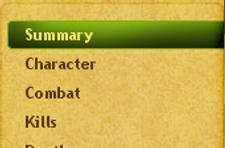 Wealth category removed from Armory statistics