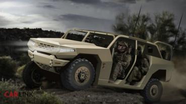軍車也有大改款!KIA將替韓國軍用車輛研發新世代模組化底盤平台