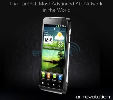 LG Optimus Black and LTE-equipped Revolution coming to CES
