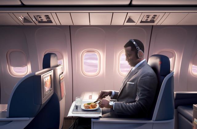 Delta removes the guilt from keeping in-flight headphones