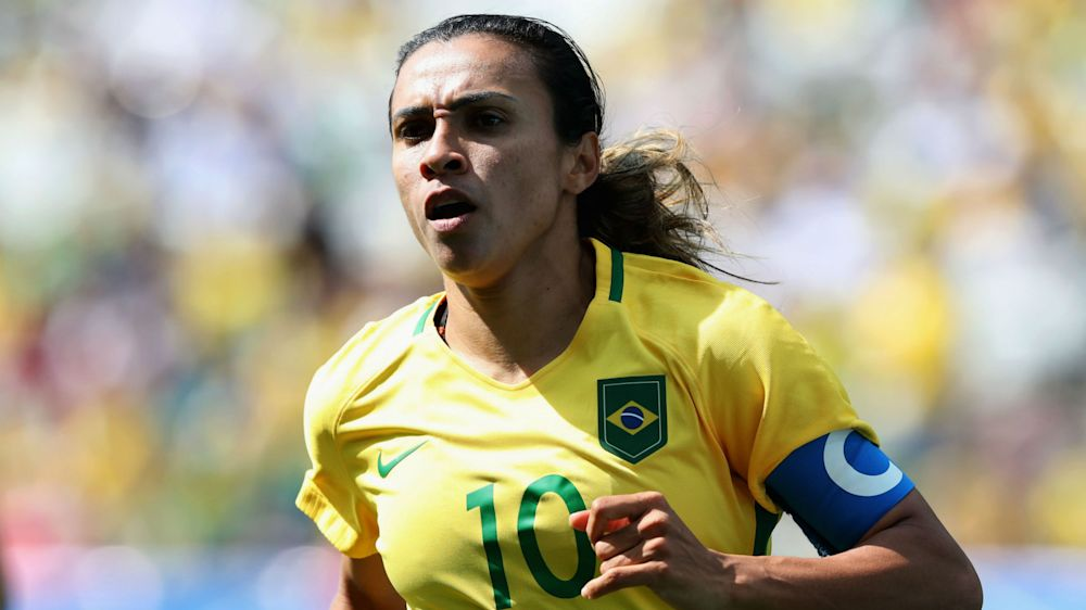 Five-time Player of the Year Marta joins NWSL side Orlando Pride