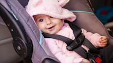 Why it's dangerous for children to wear a coat in their car seat