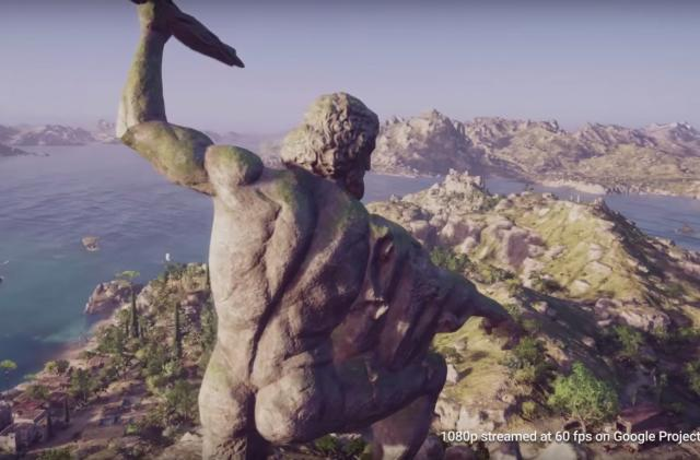 Google's Project Stream makes 'Assassin's Creed' playable in Chrome