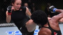 UFC Vegas 10 results: Michelle Waterson takes split-nod over Angela Hill in historic main event