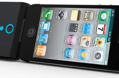PowerEZ Plus provides power boost, kickstand for iPhone 4