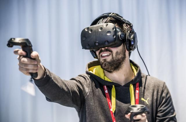 Valve is working on three 'full' VR games