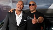 Vin Diesel Sends Dwayne 'The Rock' Johnson Some Friendly Birthday Wishes
