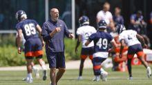 Matt Nagy's Message to Bears Heading to Training Camp