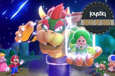 Joystiq Top 10 of 2013: Super Mario 3D World