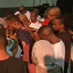 Men of faith show outpouring support for Kamren Jones' grieving dad during Father's Day weekend
