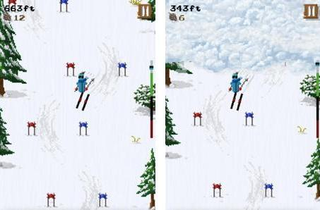 Daily App: Dudeski is an arcade skiing adventure that you can't put down