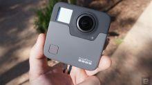 GoPro improves Fusion VR camera resolution via software update
