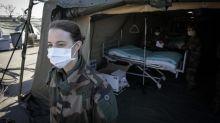 """""""Il y avait une cohésion énorme"""" : le personnel de l'hôpital militaire à Mulhouse convié à la cérémonie du 14-Juillet"""