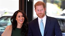 Meghan Markle and Prince Harry have been spotted 'hiking and jogging' during their Christmas break to Canada