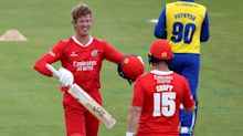 Keaton Jennings leads Lancashire to victory with maiden T20 century