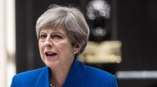 Theresa May says 'sorry' to the Tory MPs who 'didn't deserve to lose their seat'
