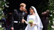 Herzogin Meghan: Hat sie das Brautkleid bei Prinzessin Mary abgeguckt?