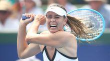 Novak Djokovic's touching tribute to 'legend' Maria Sharapova