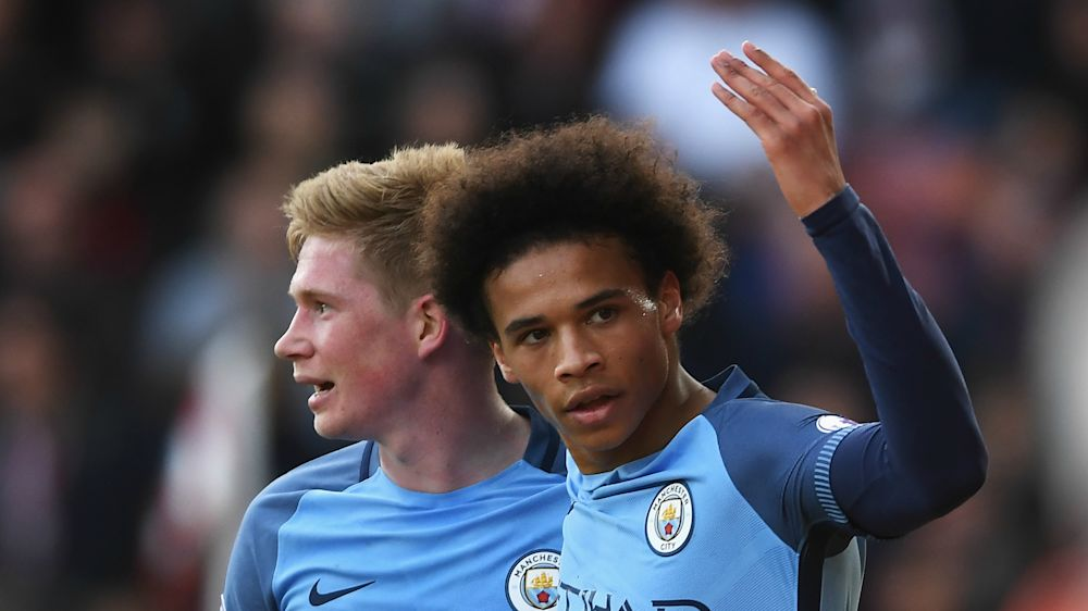 Arsenal scourge Sane has Gunners in his sights again