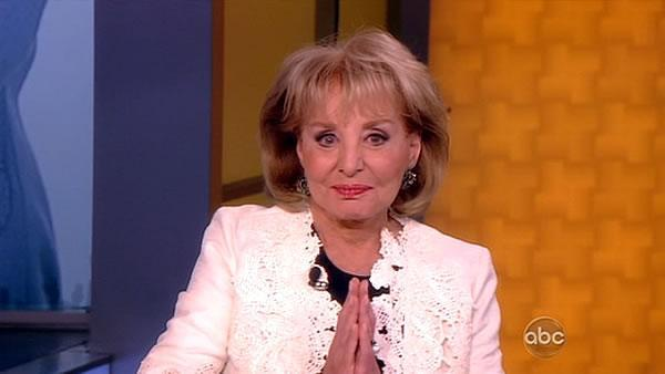 Barbara Walters announces retirement from TV