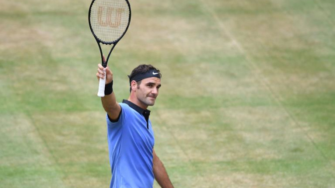 Roger Federer through to 11th Halle final after beating Karen Khachanov