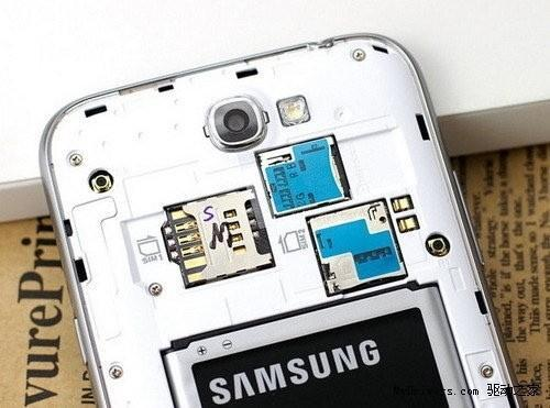 Samsung Galaxy Note II with dual-SIM capabilities gets spotted in the wild