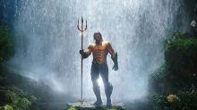 'Aquaman' domina salas e deixa pouco espaço para outras estreias esta semana