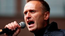 Russian police raid Navalny's Anti-Corruption Foundation in Moscow