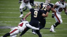 Brady pierde ante Saints en su debut con Buccaneers