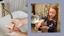 過度洗手反而易受感染?中醫教你護膚洗手法 盡量別用肥皂!