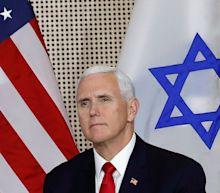 Mike Pence attacks UK for 'breaking US sanctions against Iran'