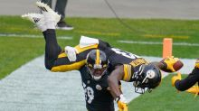 JuJu Smith-Schuster relishes role as Steelers' No. 1 hype man