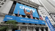 Chewy down after hours following Q3 results