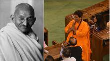 The second assassination of Mahatma Gandhi