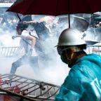 Jeremy Hunt bans tear gas sales to Hong Kong after violent crackdown on protesters